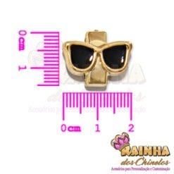 Passante ABS Emoji Óculos 2