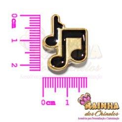 Passante ABS Emoji Música 2