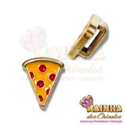 Passante ABS Emoji Pizza