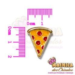 Passante ABS Emoji Pizza 2